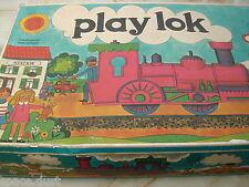 Technofix-play lok - 337-technofix 337-grand objet-années 1970 era? - trains