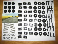 Fender Flare Mounting Hardware Kit Fits Jeep Wrangler TJ 1997-2006 - 101 Pieces