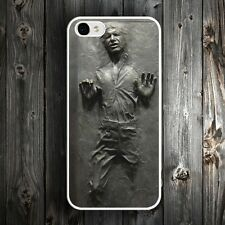 Han Solo Plastic Case Cover For iPhone 4 4s 5 5c 5s 6 6s 7 Plus Movie Star Wars