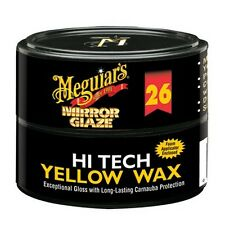 Meguiars HiTech Yellow Wax/Paste #M2611