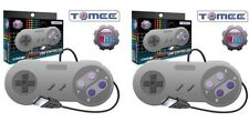 2x New SNES USB  Classic Super Nintendo Controller for PC/MAC