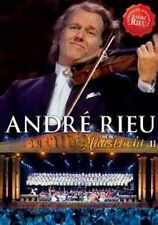 ANDRE RIEU : LIVE IN MAASTRICHT II 2   -  DVD -  Region 2 UK - New