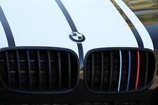 Seitronic® Kühlergrill Nieren Aufkleber für BMW M3 E92 E93, 12mm Breite !!
