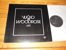 VUCKO & WOODROSE - LIVE / GERMANY-LP