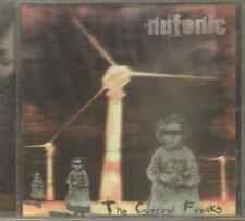 Nutonic - The Control Freaks (2002 CD Single EP) 5 Trax. Rock/Pop/Alternative
