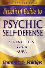 Practical Guide to Psychic Self-Defense : Strengthen Your Aura 5 by Osborne...