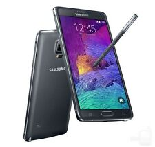 Samsung Galaxy Note 4 SM-N910A - 32GB - Charcoal Black UNLOCKED Smartphone
