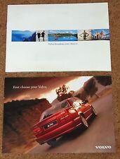 1998 volvo gamme sales brochure-S40 V40 S70 V70 S90 V90 T4 2.3R Torslanda
