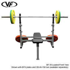 Valor Olympic Adj. Bench Inc. Decline BF-39 Exercise Olympic Bench NEW