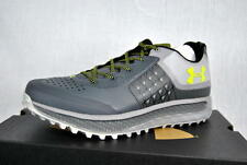 UNDER ARMOUR Horizon Trail Running Shoes Rhino AUTHENTIC 1288967 076 Mens 12 NEW