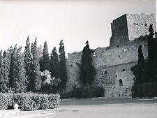 ÎLE DE RHODES c. 1950 -  Le Château de Lindos Grèce - DIV 9304