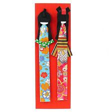 Geisha Washi Paper Japanese Bookmarks