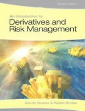 An Introduction to Derivatives and Risk Management (with Stock-Trak Coupon)