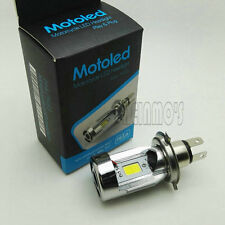 40W Universal Motorcycle Bike Car H4 Hi/Lo Beam Front Headlight HeadLamp Bulb