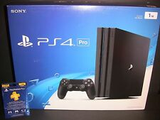 Playstation 4 PS4 Pro 1TB Console+PS Plus 1 year (ONLY The Code Will Be Sent)
