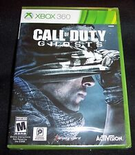Call of Duty Ghosts Microsoft Xbox 360 2013 PreOwned, Repackaged by Walmart Mint