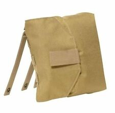EAGLE INDUSTRIES HORIZONTAL GAS MASK CARRIER POUCH KHAKI devgru mlcs mbss crye