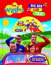 The Wiggles Book & CD - Big Red Car Trip by Bonnier Publishing Australia...