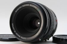 【A- Mint】 Mamiya SEKOR MACRO C 80mm f/4 N Lens for 645 PRO TL From JAPAN #2720