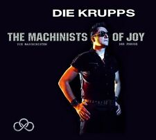 DIE KRUPPS - THE MACHINISTS OF JOY (LIMITED EDITION) CD NEU