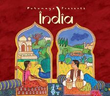 Putumayo Presents - India (2009, CD NEUF)