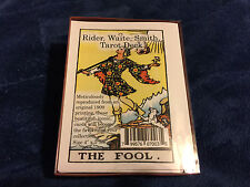 "Rider Waite Smith Tarot Cards Deck 78 Cards GIANT size deck 4"" x 5 3/4"""