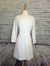 J CREW DOUBLE FACED WOOL CREPE DRESS OFFICE WORK SIZE-2P ITEM#C1063  NWT