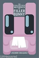 Filler Bunny The Collected Works GN Jhonen Vasquez Johnny Zim JTHM Squee New NM