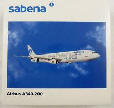 NEW HERPA WINGS 507325 SABENA AIRBUS A340-200 MIB 1:500 SCALE MINT MODEL PLANE