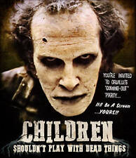 Children Shouldn't Play With Dead Things [Blu-ray], New DVDs