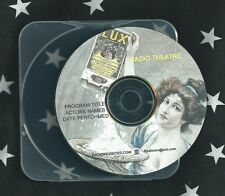 BARNACLE BILL Wallace Beery Marjorie Main OTR CD Lux radio comedic sea story