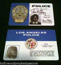 Pete Malloy Adam 12 70's Tv Show ID Card New DEEPLY DISCOUNTED