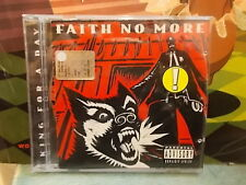 "FAITH NO MORE "" KING FOR A DAY ... "" CD 1995"