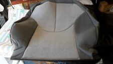 ROVER 25 FRONT SEAT BACK SEAT COVER HBA001081LRG SMOKESTONE GREEN TUSCANY CLOTH