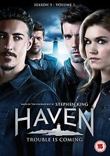 Haven Season 5 Volume 1 DVD (TV Show)