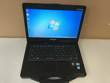 Panasonic Toughbook CF-53 2.60GHz CORE i5 [3320M] 4GB 266GB SSD W7P64