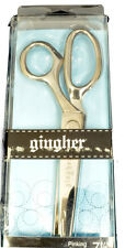 """Gingher 7 1/2"""" Pinking Shears G-7P"""