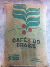 10 lbs - Green coffee beans quality Brazil Santos, Arabica species