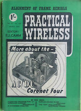 Practical Wireless - Vol. 30 No.569 March 1954 - More About the AC/DC Coronet 4