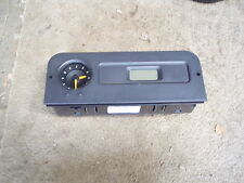 1996 SAAB 900 MK2 GM TIME CLOCK DISPLAY