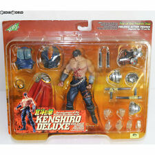 [USED] Kenshiro Red Mant ver. Fist of the North Star Action Figure Kaiyodo Japan