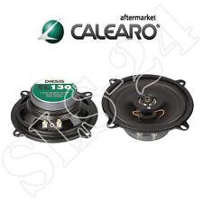 DIESIS EL130 2-Wege Koaxial Lautsprecher 40 RMS 80 Watt 130 mm KFZ Boxen Calearo