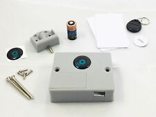 QuickSafes New RFID QuickLock for DIY Drawer Safe Radio Frequency Drawer Lock