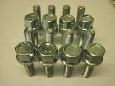 16 WHEEL BOLTS FOR PEUGEOT 206 Alloy Replacement