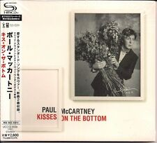Paul McCartney SHM-CD Kisses On The Bottom Japan Import NEW Sealed The Beatles