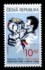 Gewinn Eishockey. WM-2010, Deutschland. 1W. Tschechien 2010