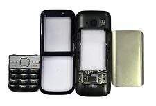 Full Body Housing Back , Body Panel For Nokia Nokia  C5 - BLACK