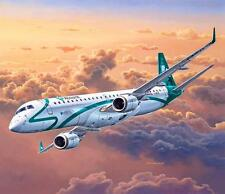 Revell 4884 Embraer 195 Air Dolomiti 1/144 Scale Plastic Model Kit