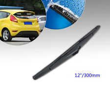 "12"" Rear 3 Section Rain Window Windshield Wiper Blade Fit For Ford Fiesta 2008+"