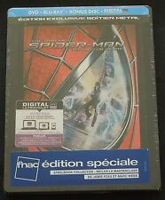 MARVEL'S THE AMAZING SPIDER-MAN - FRANCE FNAC EDITION STEELBOOK * NEW & SEALED!